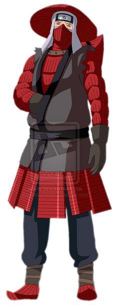 Han - Naruto