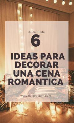 Ideas Para, Blog, Jin, Home Decor, Creative Boyfriend Gifts, Creative Crafts, Romantic Dinner For Two, Romantic Surprise, Decoration Home