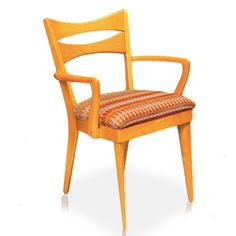 """The elegant Dining Arm Chair M1553C """"Cats Eye"""" dining chair is now available. Choose one of our fabrics or supply your own. Price includes installation of any fabric; fabrics sold separately."""