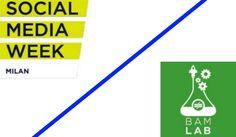 Comunicazione online alla Social Media Week di Milano e al BamLab di Cuneo: due importanti eventi in due settimane. Scopri di cosa ho parlato.