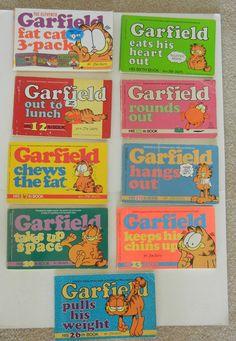 Garfield Fat Cat 3 Pack