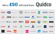 Quidco are kindly giving away a £50 gift card to our members every week! Simply…