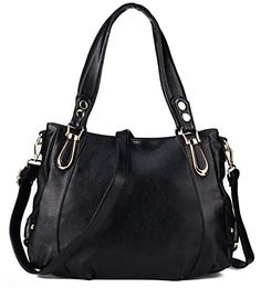 LINGTOM Casual Women Shoulder Bags Ladies Crossbody Top Handle Tote Hobo Satchel Shopping Handbags *** Click on the image for additional details.Note:It is affiliate link to Amazon. #CarryWithYou