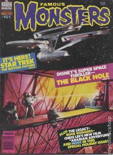 Famous Monsters of Filmland Magazine #161