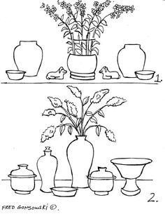 Making a tablescape with a Tall Center and Low sides.