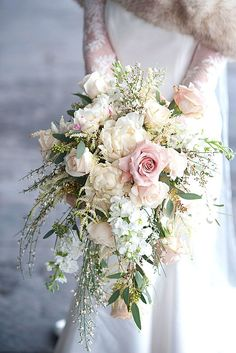Prettiest Small Wedding Bouquets to Have and to Hold ❤ See more: http://www.weddingforward.com/small-wedding-bouquets/ #weddings