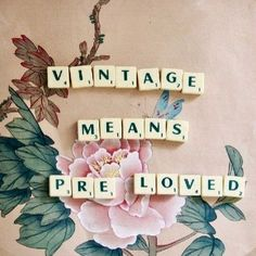Vanessa Hudgens The best things in life are old loved & rescued Etsy Vintage, Vintage Store, Vintage Decor, Vintage Antiques, Vintage Items, Vintage Market, Vintage Clothing, Vintage Fashion, Vintage Frases