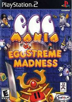 Egg Mania Eggstreme Madness for Playstation Xbox, Playstation 2, Juegos Ps2, Balloon Basket, Game Data, Game Change, The Old Republic, Old Games, Greatest Hits