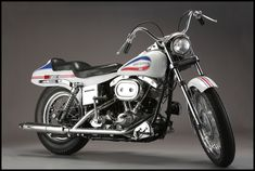 """Harley Davidson FX Super Glide """"Boat Tail"""" 1200"""