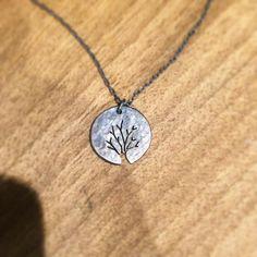 #necklace #jewelry #kolye #agac #doga #naturel #greenpeace #style #fashionable #fashionista #fashionblogger #love #life #peace #nowar #silver #workshop #tree #taki by erkutgokcegoz