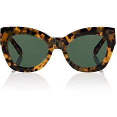 7628c9cd0d4 Karen Walker Women s Northern Lights Sunglasses ( 220) ❤ liked on Polyvore  featuring accessories