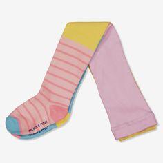 Lasten kuviolliset sukkahousut | Polarn O. Pyret