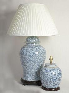 Arabesque China Table Lamp