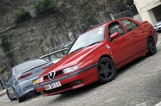Alfa Romeo 155/156