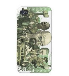 Breaking Bad iPhone 4/4s & 5 Case by CasesandCoCa on Etsy, $11.99