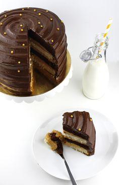 "Inkl. recept ""cake flour"" Recept: Heaven & Hell Cake |"