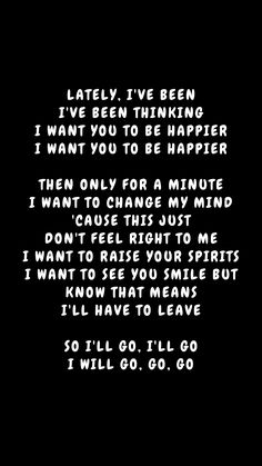 Happier by marshmallow ft. Song Lyric Quotes, Happy Song Lyrics, Lyrics To Live By, Music Lyrics, Music Quotes, Quotes To Live By, Bastille Lyrics, Bastille Quotes, Happy Quotes