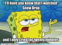 People who watched Snowdrop, an MLP fan made short film, will get this. And actually, I cried