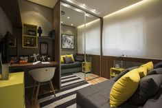 Interior Design - Quarto
