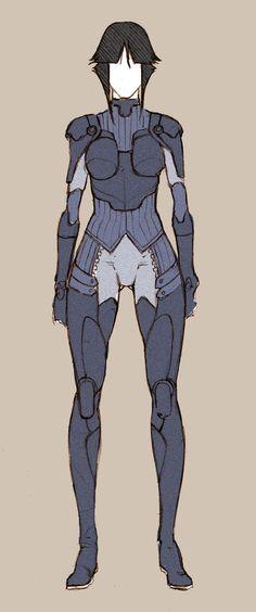 Robin - Concept by MizaelTengu.deviantart.com on @deviantART