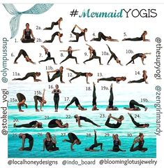 yoga sequences stretch Yoga - Yoga sequences stretch _ yoga-sequenzen dehnen sich aus _ séquences de yoga é - Yoga Flow Sequence, Yoga Sequences, Yoga Poses, Yoga Routine, Ashtanga Yoga, Vinyasa Yoga, Kundalini Yoga, Mermaid Pose Yoga, Sup Yoga