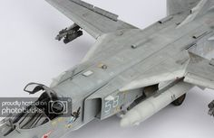 Su-24M Trumpeter 1/48 - Ready for Inspection - Aircraft - Britmodeller.com Su 24 Fencer, Model Airplanes, Luftwaffe, Model Building, Plastic Models, Military Aircraft, Scale Models, Fighter Jets, Beast
