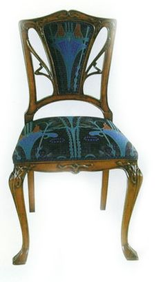 jugendstil furniture, art nouveau chairs, art nouveau furniture