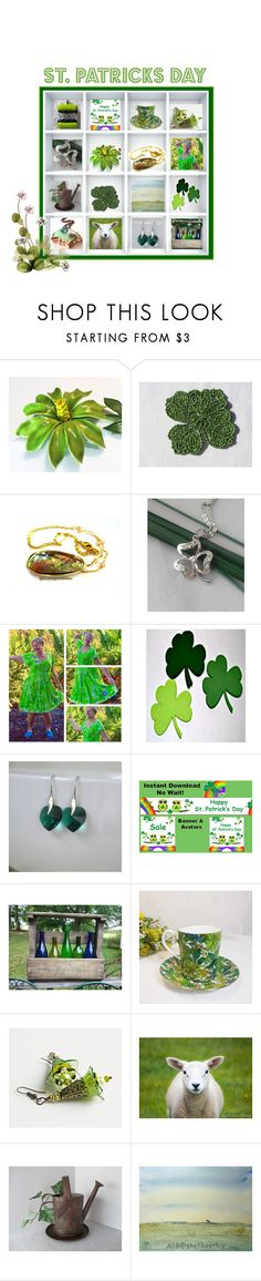 March Trends on Etsy by funnfiber on Polyvore featuring Mix & Match, Arco and vintage