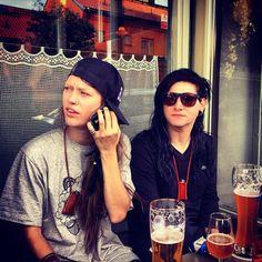 Elliphant & Skrillex - Only Getting Younger http://www.theneonchameleon.com/#!Elliphant-Skrillex/zoom/cgno/image1lha