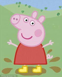 peppa pig hacer photocall - Buscar con Google