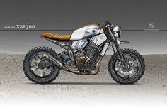 yamaha xsr700 accessories - Google Search