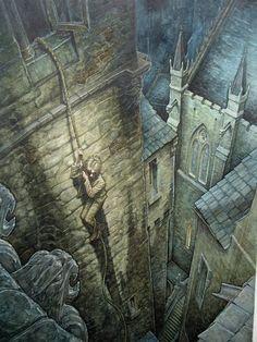 PJ Lynch Gallery: book illustration