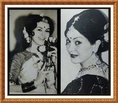 Krishnapyar ~ Ultima aparitie televizata a Artistei Naarghita...*Sa iube...