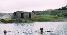 gamla laugin secret lagoon - Google Search