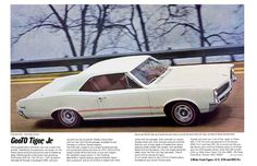 1966 Tempest Custom with the Sprint package