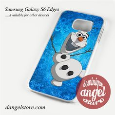 olaf frozen Phone Case for Samsung Galaxy S3/S4/S5/S6/S6 Edge