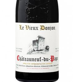 2010 Le Vieux Donjon Chate Chateauneuf du Pape $54,59 Incl. Tax