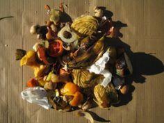 compostar: la mezcla