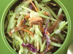 Broccoli Slaw  Recipe | Kitchen Daily