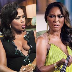 Exclusive real housewives of atlantas phaedra parks confronts kenya moore stay away from husband