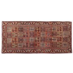 9.5' x 4.5' Wool rug, checkered design rug, Best antique rug, Traditional Oriental Area Rug, Floor Classy Carpet, Classical Fancy Handmade Rug, Red Turkish Rug.Code R0101682. Hand woven rug which comes from pure lamb wool sheared at the Beginning of spring and a mixture of organic colors. It would brighten up your place with its dark red color. need to need to mention being free of any chemical colors. Size: 9.5' x 4.5' Weight: 35 LB Product's code: R0101682 As an advantages of years of...