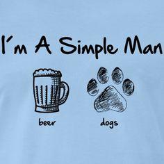 Hunde Fanshop ⭐⭐⭐⭐⭐ Fanshop, Shops, Simple Man, Dog T Shirts, Gifts, Tents, Retail