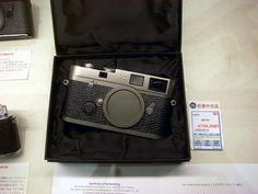 Leica MP Titanium Edition