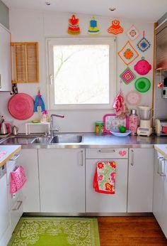 craft, decoration, diy, home, house, kitchen, knit, knitting, room, diy idea