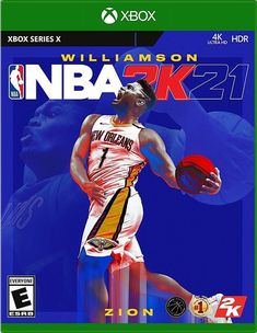 NBA 2K21 is the latest release in the world-renowned, best-selling NBA 2K series. 2K21 leads the charge with next-gen innovations, while continuing to deliver an industry-leading sports video game experience on the current generation of gaming platforms. With extensive improvements upon its best-in-class graphics and gameplay, competitive and community online features, and deep, varied game modes, NBA 2K21 offers one-of-a-kind immersion into all facets of NBA basketball and culture - where Every New Orleans, Nintendo Switch, 2k Games, Xbox Games, Current Generation, Playstation 5, Nba News, Nba Basketball, Xbox One
