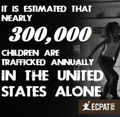 ECPAT-USA believes that all children have the right to grow up free. #enditmovement #restoreone #humantrafficking #humanrights #USA   Original photo by Danijel Sivinjski