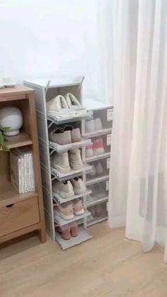 Room Ideas Bedroom, Closet Bedroom, Bedroom Decor, Ikea Bedroom, Bedroom Furniture, Basement Closet, Hallway Closet, Master Closet, Design Bedroom