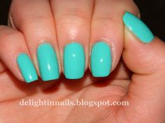 Delight in Nails: 30 Day Flower Challenge Day 3: Birds of Paradise - essie Where's My Chauffeur?