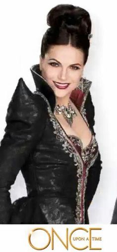 Awesome Evil Queen Regina Once S4