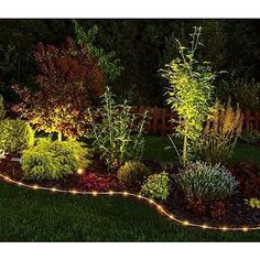 26 Beautiful Outdoor Lighting Ideas For Garden. If you are looking for Outdoor Lighting Ideas For Garden, You come to the right place. Below are the Outdoor Lighting Ideas For Garden. Outdoor Landscaping, Landscaping Tips, Backyard Patio, Mailbox Landscaping, Acreage Landscaping, Wooded Backyard Landscape, Landscaping Borders, Landscape Bricks, Landscaping Around House